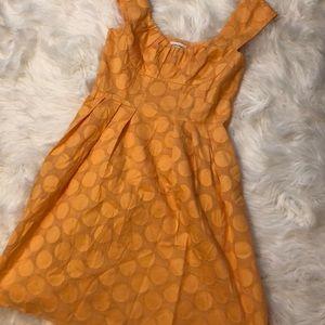 Calvin Klein Polka Dot Dress